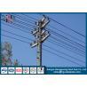 China Conexão poligonal de aço da flange de três Polos da distribuição de Electric Power do circuito wholesale