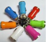 Mini 12V - 24V Powerd USB Car Ipod / Iphone External Battery Charger