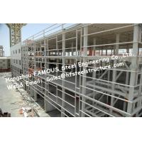 Q345 Material Structural Steel Contracting in China and Steel Structure Qualified Supplier