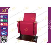 Buy cheap Full Automatic Retractable Auditorium Seating Chairs In Small Space from wholesalers