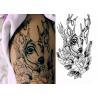 China Men Women Temporary Tattoo Sticker Waterproof Removable Body Arm Art wholesale
