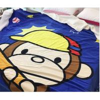 China Cartoon Flat Screen Printed Blanket For Children 100% Polyester Eco - Friendly on sale