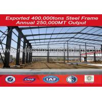 China Metal Storage Steel Warehouse Buildings Kits Professional Customized Made wholesale