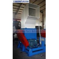 China 100HP 75KW Waste Plastic Crusher Machine For Car Bumper And Dard Material wholesale