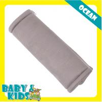 China Grey Comfortable Driving Baby Safety Products Car Seat Belt Shoulder Pad on sale