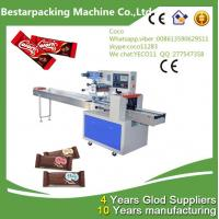 China factory price automatic chocolate packing machine wholesale