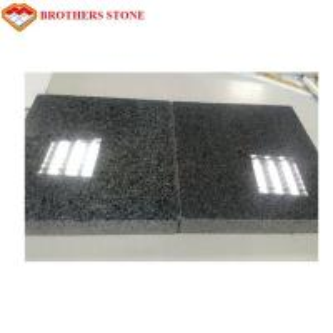 China G654 Padang Dark Granite Stone Tiles A Grade Standard Alkali Resistance on sale