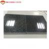 China G654 Padang Dark Granite Stone Tiles A Grade Standard Alkali Resistance wholesale