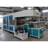 Buy cheap High Capacity Pulp Moulded Tableware Making Machine / Clamshell Production Line from wholesalers