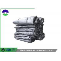 China Corrosion Resistance Geotextile Dewatering Tubes High Filtration For Protective Structure wholesale