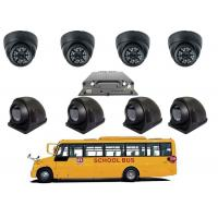 Buy cheap 4G 1080P Mobile DVR Car GPS Tracking Mobile DVR Hard Disk SD Card Monitoring from wholesalers