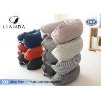 Comfortable Travel Pillow Neck Pillow U Form Microbead Neck Pillows
