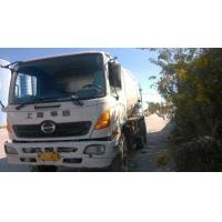 China Used Hino Concrete Mixer Truck 500 , Japan Used Mixer Truck For Sale wholesale