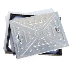 China prototype modelling cast iron municipal construction manhole cover mould on sale