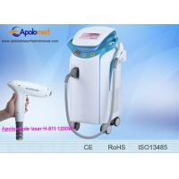China Sapphire Handpiece Head Diode Laser Hair Removal Equipment Apolomed wholesale