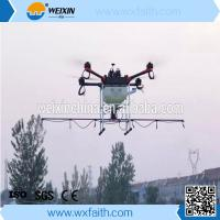 China Multi-Rotor Drone UAV Autopilot Helicopter Professional For Agriculture machine Crop Duster Fruit Tree Sprayer on sale
