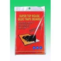 China Super Top Rodent Glue Traps / Insect Glue Boards Ready - To - Use wholesale
