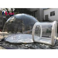 China Holley Web Inflatable Bubble Tent Outdoor Transparent Bubble Tent wholesale