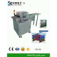 China Multiple group blades pre - scored LED PCB depaneling machine high speed wholesale