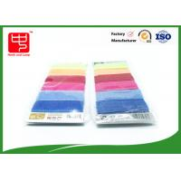 China Logo printing hook and loop cable tie Small packing Supermarket goods wholesale