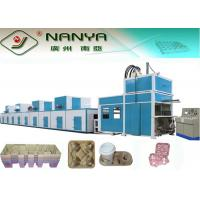 China Energy Saving Automatically Molded Pulp Machine for Inner Industrial Packaging wholesale