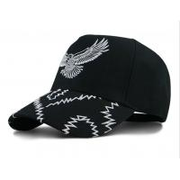 China Custom Embroidered 5 Panel Baseball Caps Dad Hat With Metal Buckle Eco Friendly on sale