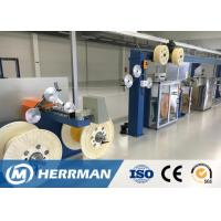 China 200m / Min Fiber Optic Manufacturing Equipment , FTTH Cable Production Machines on sale