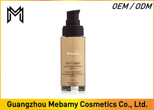 Quality Ultimate Pure Liquid Mineral Foundation Natural Sheer Matte SPF30 Cruelty Free for sale
