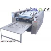 Buy cheap high speed Bag to bag non woven bag printing machine 1500pcs~4500pcs/h from wholesalers