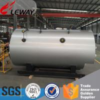 China Industrial Use Corrugated Fire Tube Gas Oil Fired Steam Boiler Price With Good Price and High Quality on sale