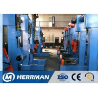 China 2mm - 200mm Round Cable Rewinding Machine With Spark Testing Gantry Rail Walk Type wholesale