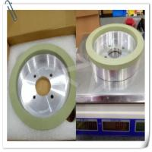 China 6A2 ceramic vitrified bonded diamond grinding wheels wholesale
