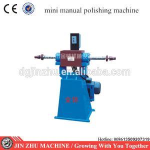 mini manual motor polishing machine