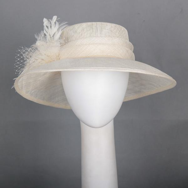 Elegant Sinamay Hat Images