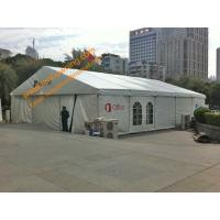 China Aluminum Framework and PVC Roof Outdoor Trade Show Event Tent wholesale