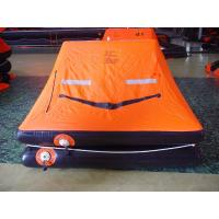 China Rigid Type Inflatable life raft.25 persons life raft,light and HRU wholesale