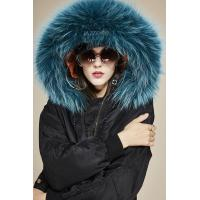 China 2019 Women Fashion New Latest Design High Quality Pilot Jacket with Fur Hooded on sale