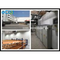 China 3000㎡ / Refrigeration Cold Storage Logistics And Distribution Center With High Rise Racks wholesale