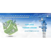 China 5010 Power Line Topless Tower Crane For Lifting Building Materials on sale