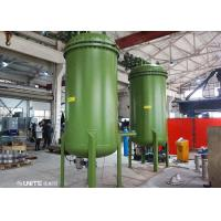 China Carbon Steel Lining PPS Material Back Wasking Filter For High Purity Manganous Sulfate Filtration wholesale