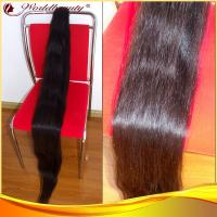 China 154cm Ponytail Real Hair Extensions on sale
