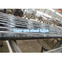 China Big External Diameter Gas Line Pipe , Heavy Wall DIN 1629 Seamless Steel Tube wholesale