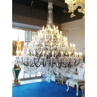 Buy cheap Pineapple chandelier For Hotel Foyer Indoor Home Lighting (WH-CY-110) from wholesalers