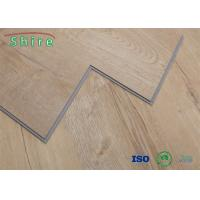 China Indoor SPC Modern Vinyl Flooring No Noxious Or Chemical Component on sale