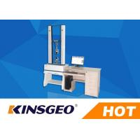 China 0.5-500mm/min Shear Strength Peel Adhesion Test Equipment For Metal / Plastic / Rubber wholesale