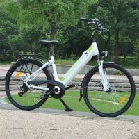 China High Automatization Onway Electric Bike , Ladies Electric Bicycle Charging Time 4 - 6 Hours wholesale