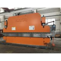China 6m Length Electric Press Brake Machine Stainless Steel Shower Room Bending Machine wholesale