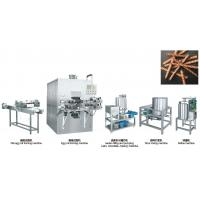 China 304 Stainless Steel Snack Food Production Line , Egg Roll Making Machine wholesale