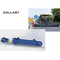 Buy cheap DALLAST Double Acting Hydraulic Cylinder Feeder Paver Fixed-Width Extending Screed Parts from wholesalers