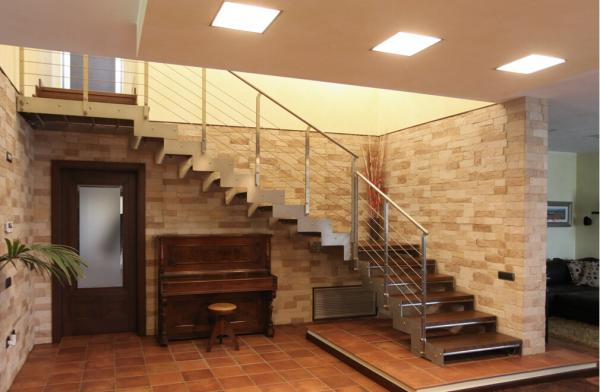 Aluminum stair stringer images - Precio escaleras interiores ...